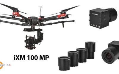 Phase One présente la caméra métrique haute résolution iXM pour photogrammétrie et inspection aérienne