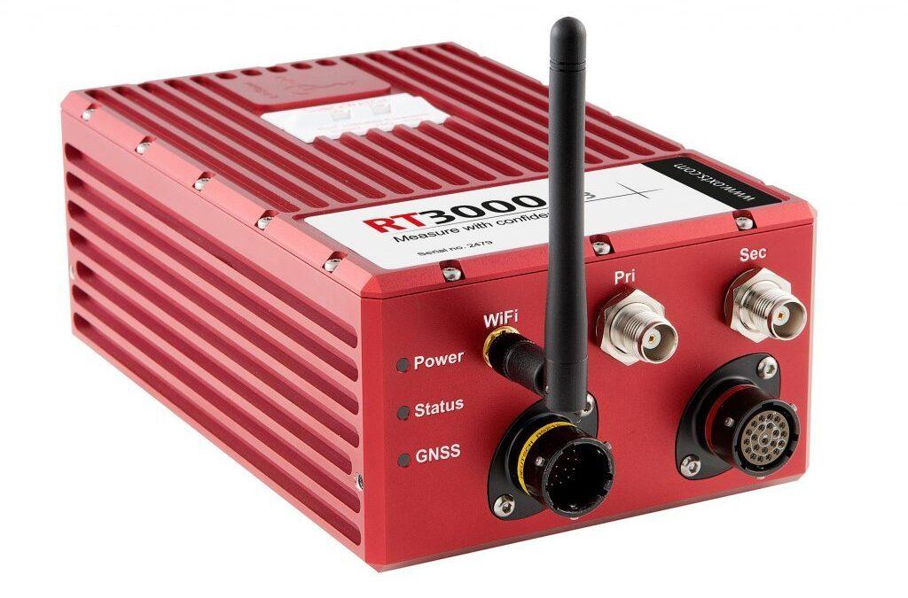 Solutions GNSS/INS pour tests automobiles et ADAS