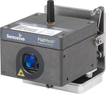 Distancemètre Optical Displacement Sensor Node Senceive Auscultation
