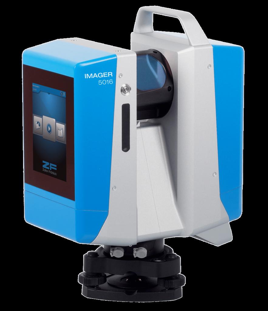 Z+F 5016 Laser Scanner